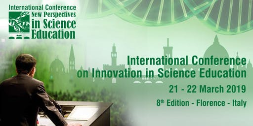 New Perspectives in Science Education Intl. Conference - 8th edition None