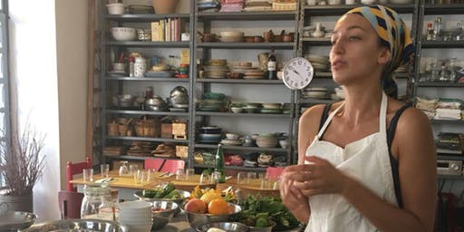 Cucina Romana Cooking Class with Arianna Pasquini None