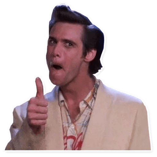 stickers-whatsapp ace ventura