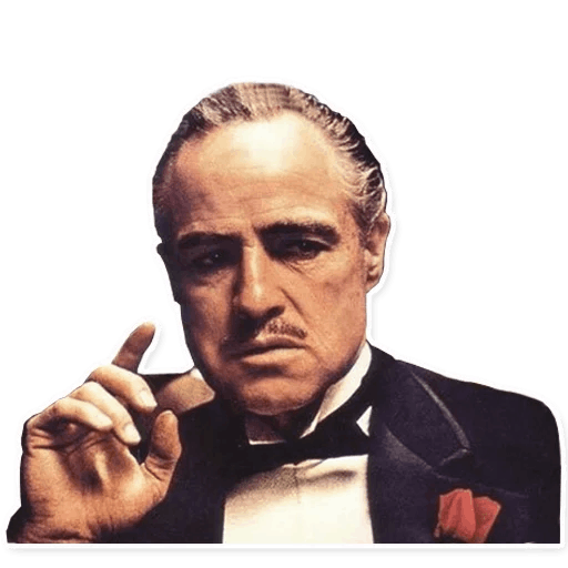 stickers-whatsapp godfather