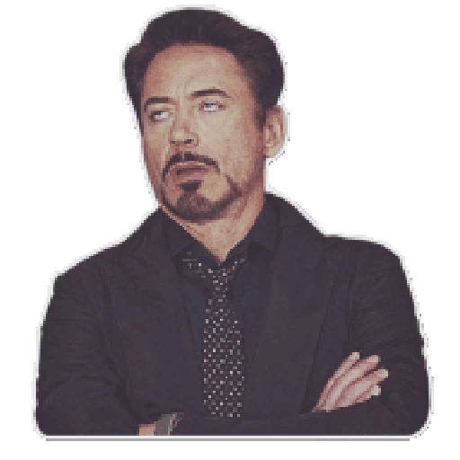 stickers-whatsapp robert downey jr