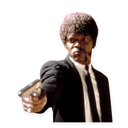 stickers-whatsapp samuel l jackson