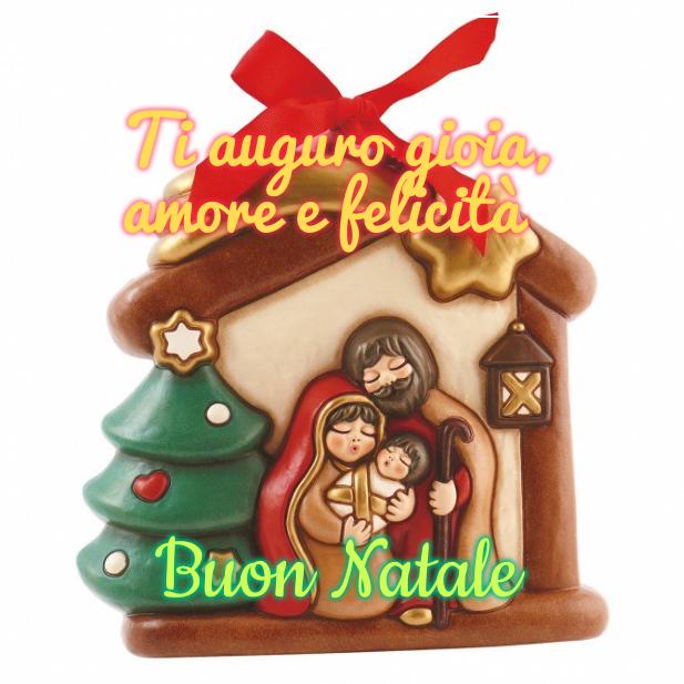 Buon Natale Famiglia.Sacra Famiglia Presepe Buon Natale